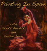 Painting in Spain with Scott and Susan