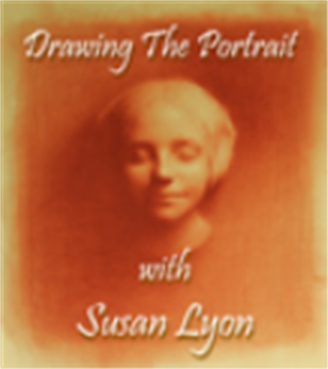 Susan Lyon Drawing the Portrait